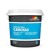 PINTURA CANCHAS BLANCO 1GL