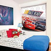 Persiana Blackout 100x180 cm Cars 3