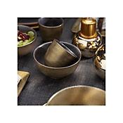 Bowl Metalizado 11.5x11.5x6cm