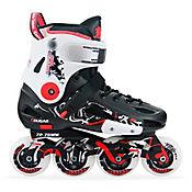 Patines Slalom MZS307 Negro - Blanco Talla 40