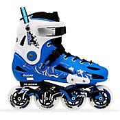 Patines Slalom MZS307 Negro - Azul Talla 40