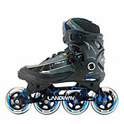 Patines Landway Z-Track LW001A Negro - Azul Talla 41
