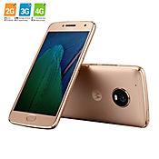 Motorola Moto G5 Plus Dorado Doble Sim - 32 Gb