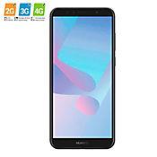 Celular Huawei Y6 2018 Negro Doble Sim - 16 GB