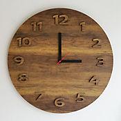 Reloj Pared Circular 60 cm Flotado