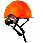Cascos Zenit Dieléctrico Tipo 2 Naranja Setx12