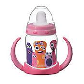 Vaso Antiderrame Monster Kids para Bebé Rosado