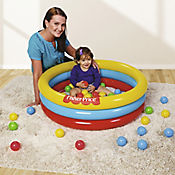 Piscina Inflable Fisher Price + Pelotas