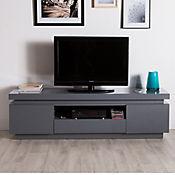 Mesa para TV Century 160x40x50cm Gris