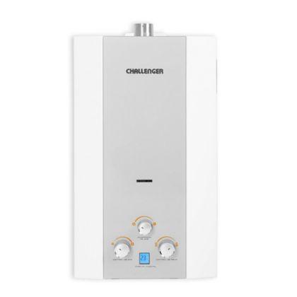 calentador paso a gas natural 10 litros tiro forzado