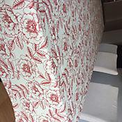 Mantel 146x310cm Rosas Rojas
