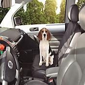 Forro Copiloto Auto en Lona para Mascotas Negro