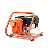 Motobomba Autocebante Motor a Gasolina 7.5 Hp Succión y Descarga 2 pulg