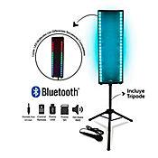 Amplificador Profesional Torre Trípode 150W Con Luces