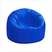 Puff Bubble en Antifluido de 80 cm x 80 cm x 70 cm Azul