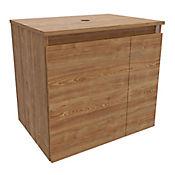 Mueble Lavamanos Eleva Guali 54.6 x 60.2 x 43.8 cm Miel