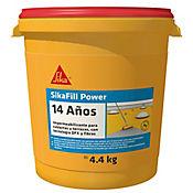 Sikafill Power Gris 14 Años 4.4Kg - 1Gl