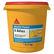 Sikafill Power 6 Blanco 4.2kg