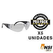 Lente Spy Claro Pack X 5