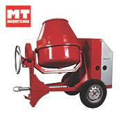Mezcladora de Concreto MTCOD1060 de 2 Bultos (500 L) a Gasolina