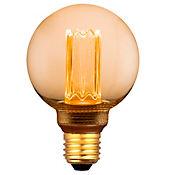 Bombillo Retro Globo 3.5w Dimerizable  Ambar Luz Amarilla