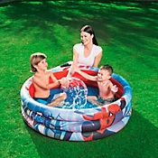 Piscina Inflable Spider Man