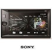 Radio DVD/ USB/ BT/ NFC Doble Din LCD 6.2