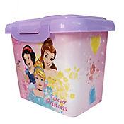 Caja Infantil Tapa Broche Princesas 4 Litros