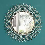 Espejo Redondo Foligno 82x82 cm