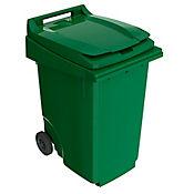 Contenedor 360 Litros Polietileno Inyectado Verde