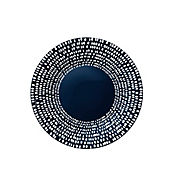 Plato Hondo Arcadia Grey 23cm Vidrio