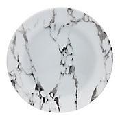 Plato Pando Marmolizado  Porcelana 265 Cm