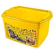 Organizador Plastico Mediano 11 Litros para Gato