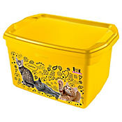 Organizador Plastico  29 Litros para Gato