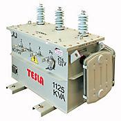 Transformador Trifasico Reductor de Tensión Tipo Aceite 112,5KVA 13200V a 208/120V