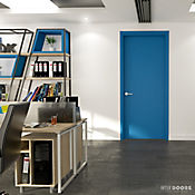 Puerta Azul Pacífico 90x235cm