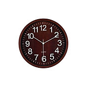 Reloj Wooden 29x29 cm Natural