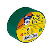 Cinta Aislante Ciles 5mt Verde Setx10