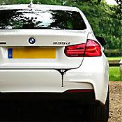 Sticker para Carro - Monstruo Grande 2