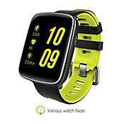 Reloj Inteligente con Pulsera GV68 Waterproof IP68 Color Verde