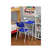 Set Mesa + Silla Infantil Azul