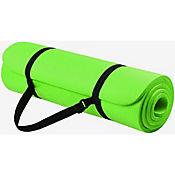 Colchoneta Yoga Pilates en NBR Verde