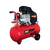Compresor Semi Profesional 25 Lts 2HP 115 PSI / 8 bar