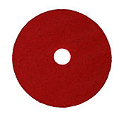 Pads para Piso Rojo 16 pulgadas 40,64cm para Brillo