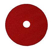 Pads para Piso Rojo 20 pulgadas 50,80cm para Brillo