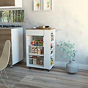 Organizador Cocina Blossom (2C) 90x57x37 centímetros Miel y Blanco