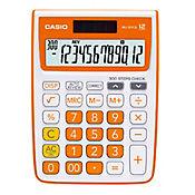 Calculadora Casio De Mesa Blanco MJ-12VCB-RG