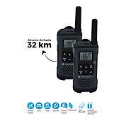 Radios Intercomunicadores Alcance 32 Km - 20 Millas