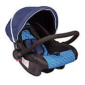 Silla para Carro Bebe Sherron 501 Color Azul