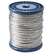 Carrete Cable Acero Galvanizado 1/16Pg 200M